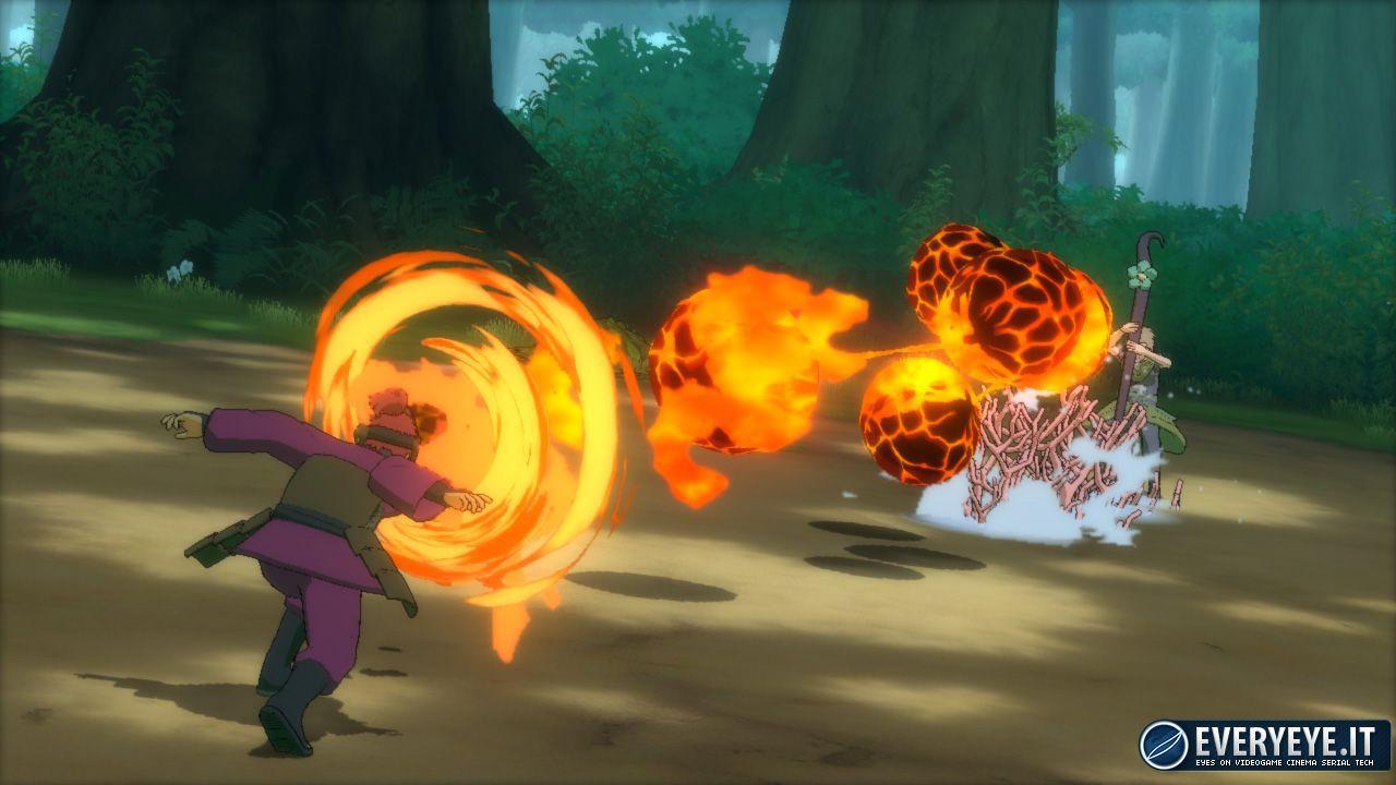 Naruto Shippuden: Ultimate Ninja Storm 3 avvistato nei registri di Steam