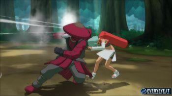 Naruto Shippuden: Ultimate Ninja Storm 3, gameplay video di Han e Utakata