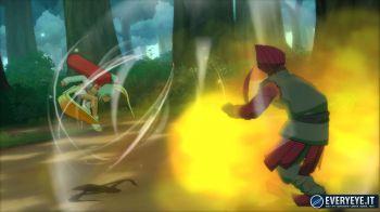 Naruto Shippuden: Ultimate Ninja Storm 3: video gameplay di Yagura e Roshi