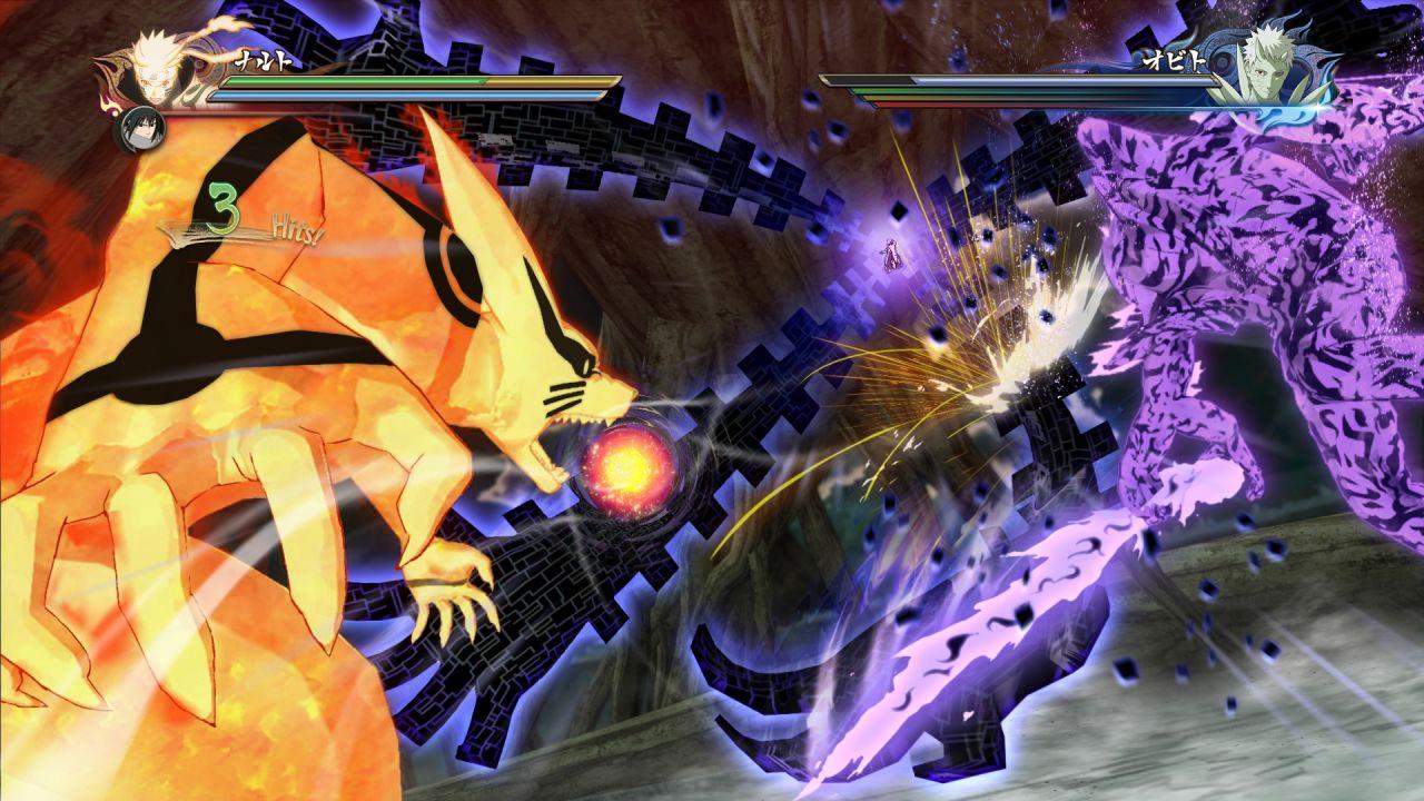 Naruto Shippuden Ultimate Ninja Storm 4: due nuovi scatti per Obito
