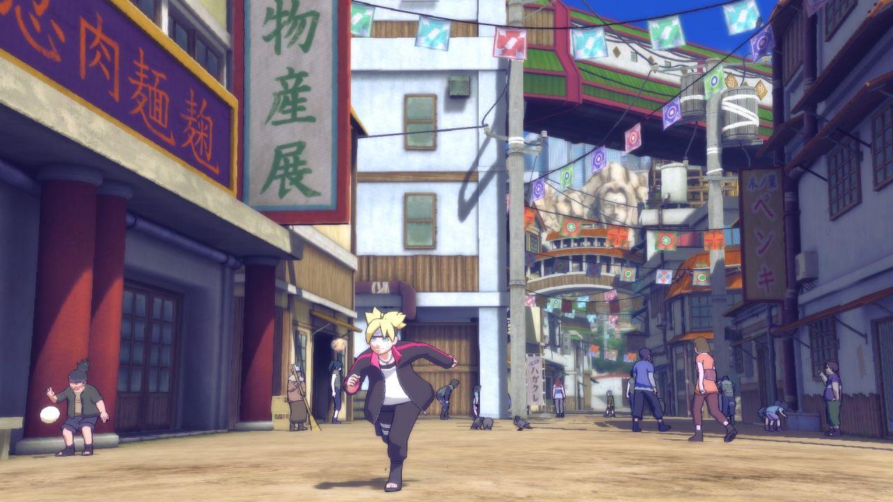 Naruto Shippuden Ultimate Ninja Storm 4 Road to Boruto esce a febbraio in Europa