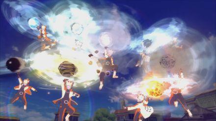 Naruto Shippuden Ultimate Ninja Storm 4: i produttori del gioco alle prese con il gameplay