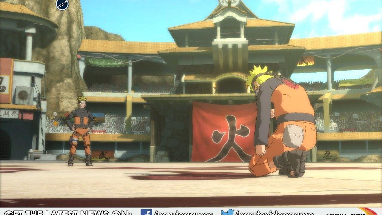 Naruto Shippuden: Ultimate Ninja Storm Revolution, aperto il sito teaser