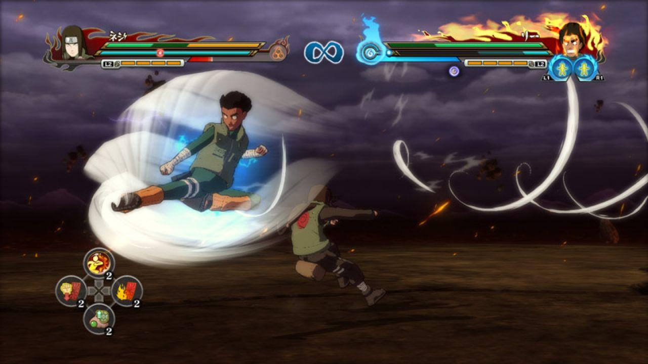 Naruto Shippuden: Ultimate Ninja Storm Revolution, demo confermata per il Giappone