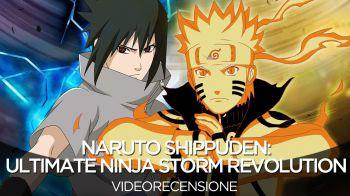 Naruto Shippuden Ultimate Ninja Storm Revolution: nuovi contenuti in arrivo