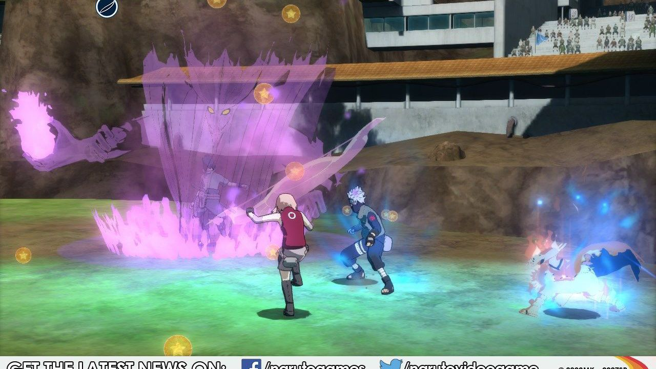Naruto Shippuden: Ultimate Ninja Storm Revolution, nuovi personaggi e combo Justu