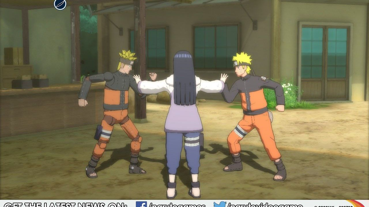 Naruto Shippuden: Ultimate Ninja Storm Revolution: pubblicati nuovi artwork