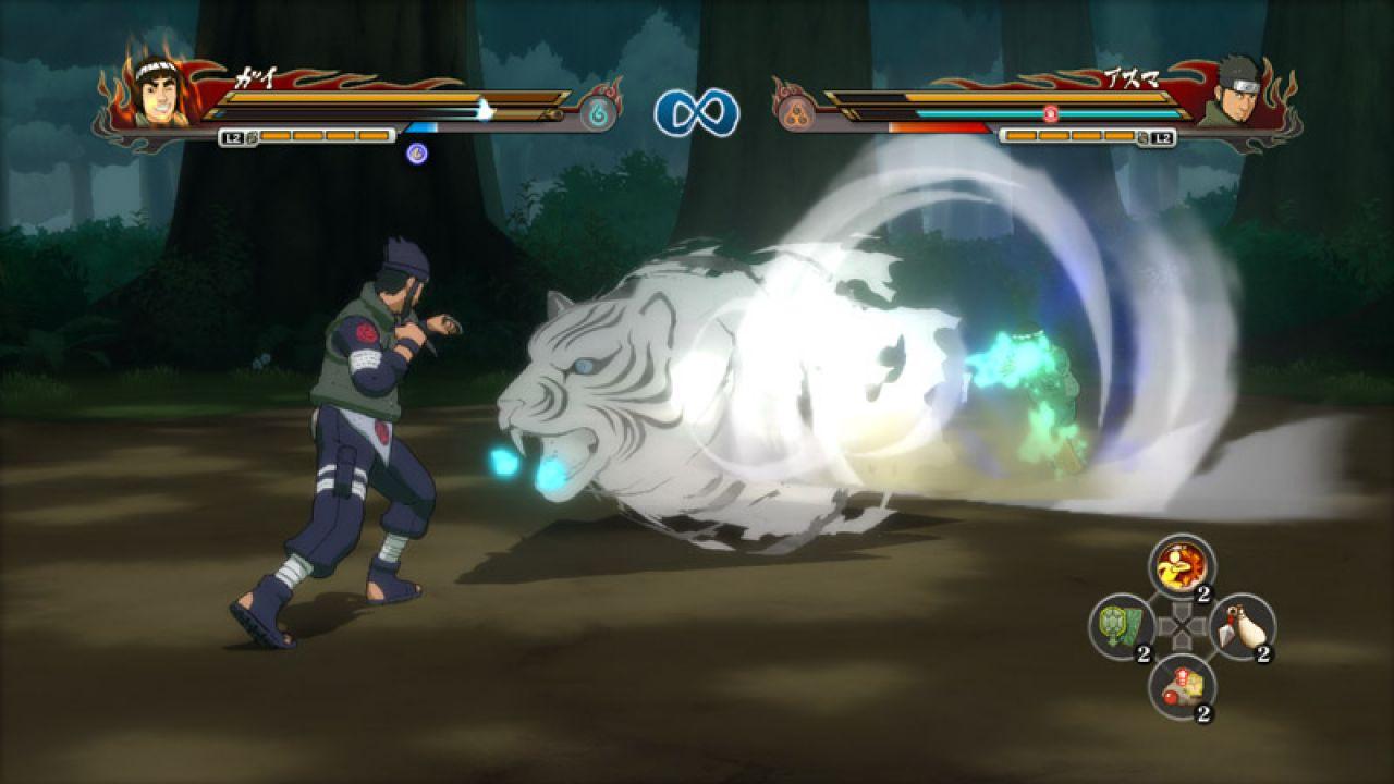 Naruto Shippuden: Ultimate Ninja Storm Revolution - rilasciate nuove informazioni