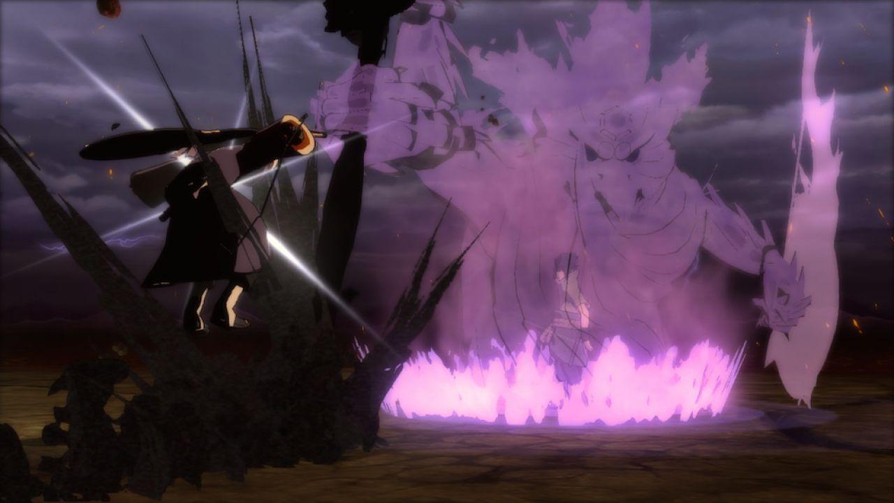 Naruto Shippuden Ultimate Ninja Storm Revolution, svelati nuovi dettagli