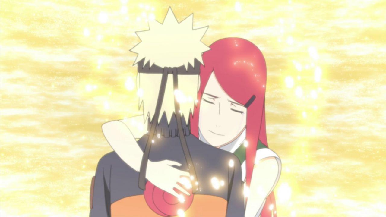 Naruto: una simpatica fanart mostra quanto il Settimo Hokage abbia in comune con Kushina