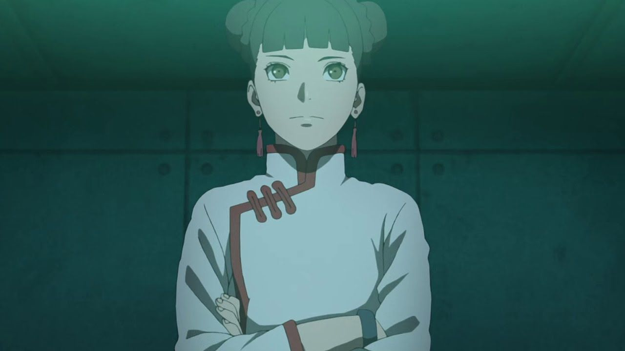 Naruto: un'avvenente Tenten adulta nel cosplay di Alexy Sky