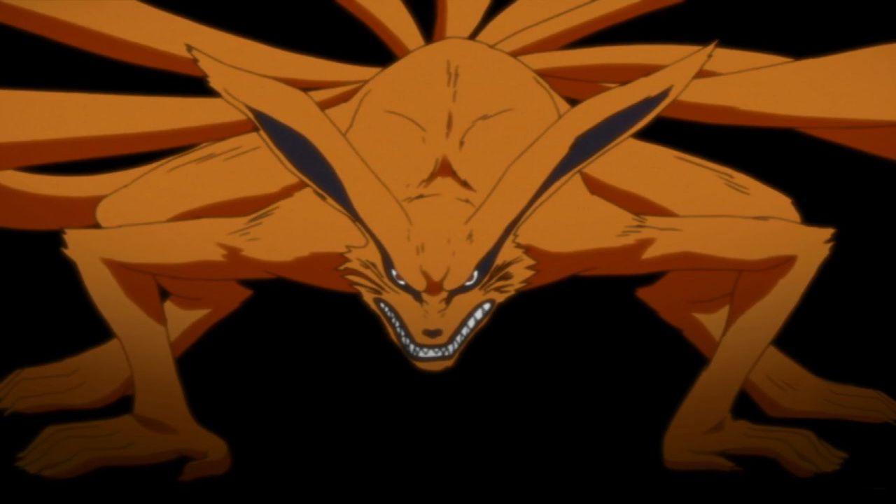 Naruto: la Volpe a Nove Code sprigiona il suo potere in questo cosplay in bodypaint