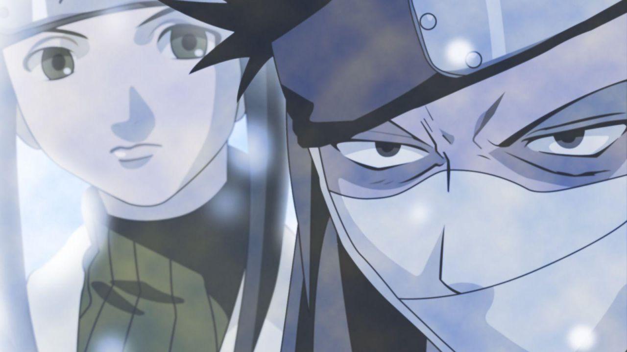 Naruto: Zabuza e Haku mostrano le loro tecniche in una spettacolare figure da 750 euro