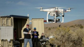 NASA: fa volare dei droni per testare i sistemi di controllo del traffico aereo