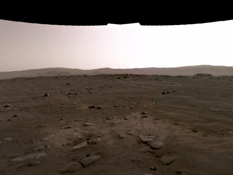 NASA, ecco i primi video e registrazioni audio inviate da Perseverance da Marte!