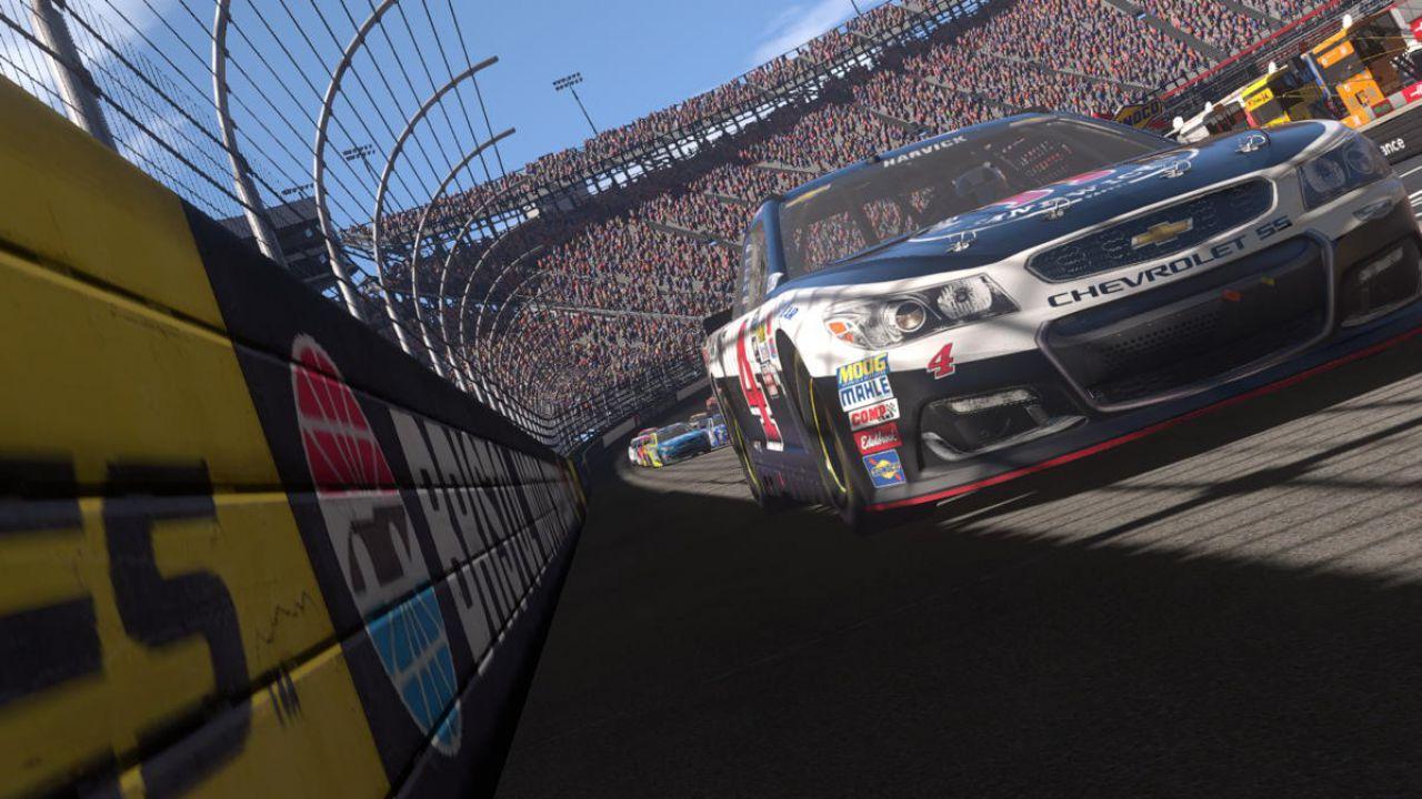 NASCAR Heat Evolution: dettagli sul multiplayer