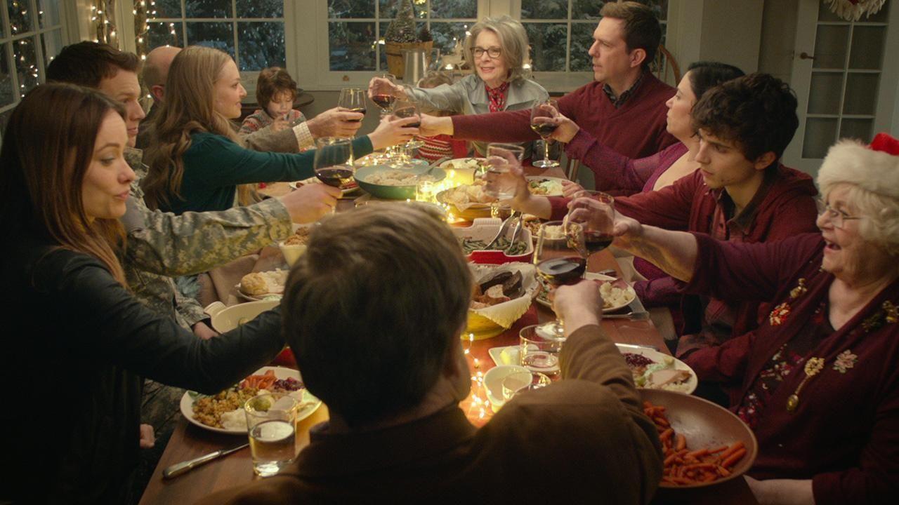 Natale all'improvviso: nuove clip e foto dal film