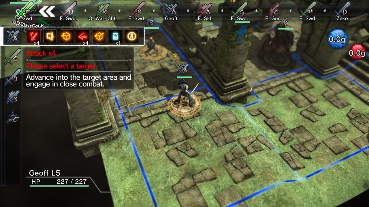 Natural Doctrine: dettagli sul multiplayer e nuove immagini