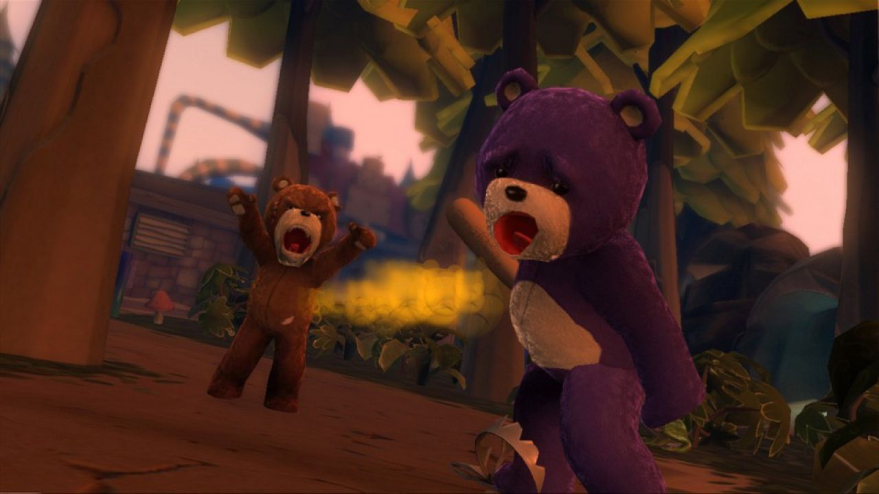 Naughty Bear arriva anche in versione iPhone
