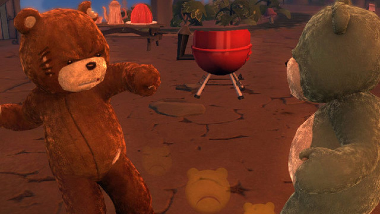 Naughty Bear (finalmente) mostra il gameplay