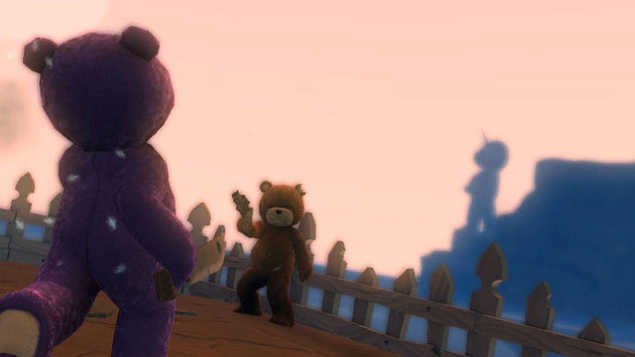 Naughty Bear in una nuova divertente clip