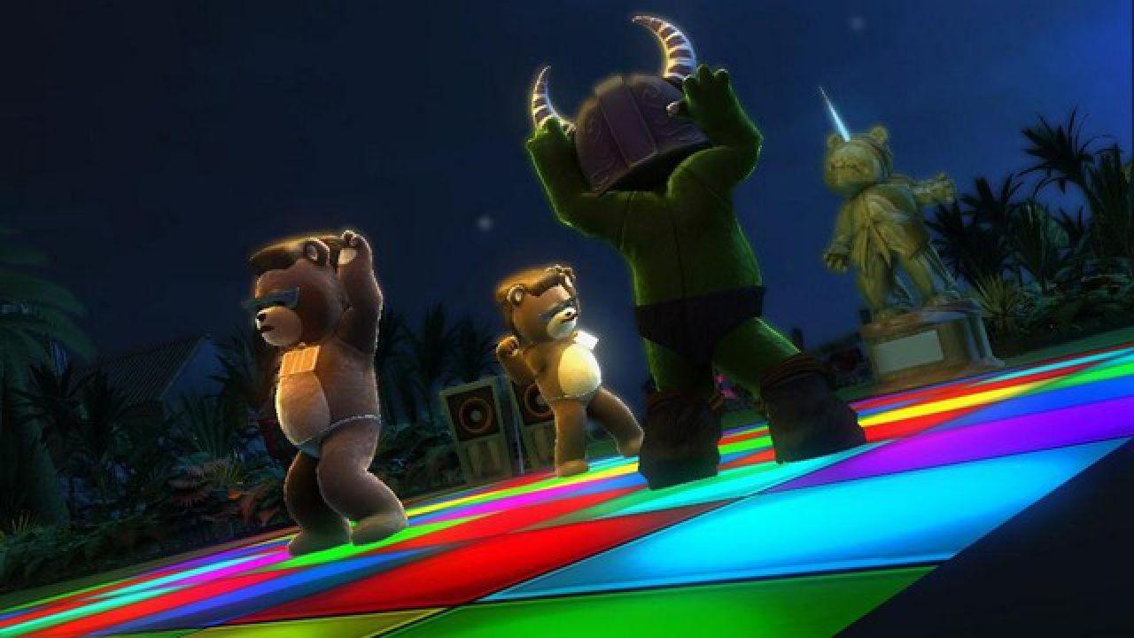 Naughty Bear: Panic in Paradise: annunciata la data di uscita