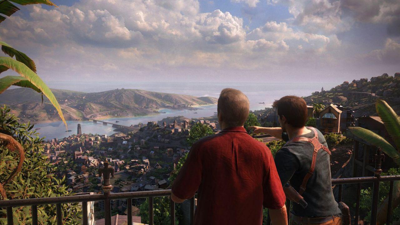Naughty Dog ci impressiona con nuove demo tecniche di Uncharted 4