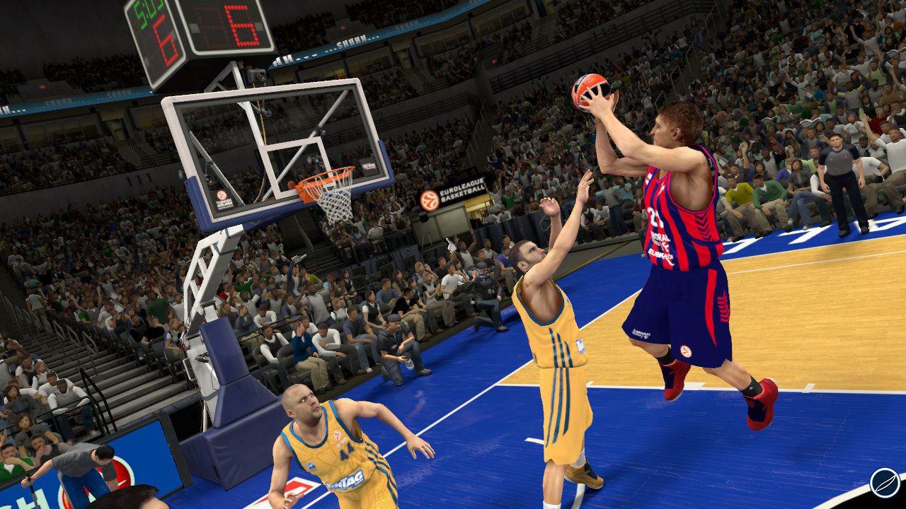 NBA 2K14: i giocatori delle Final Four di Eurolega si divertono con il videogioco