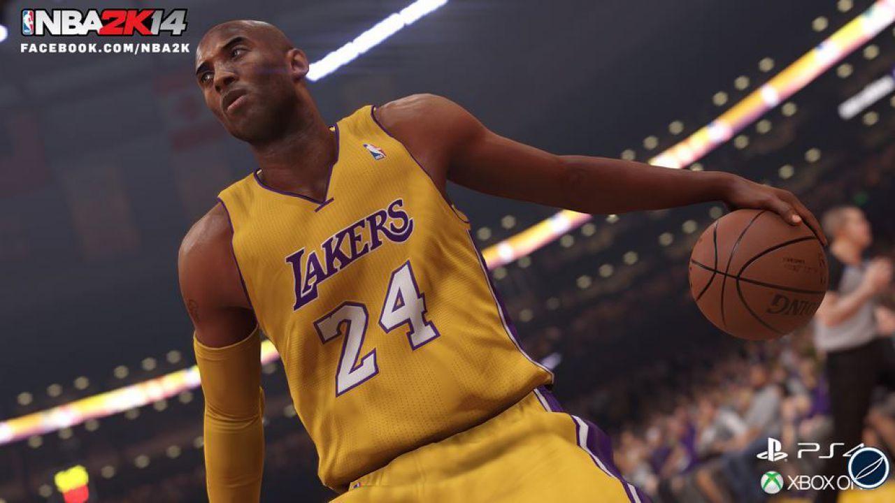 NBA 2K14 è il gioco sportivo più venduto su next-gen