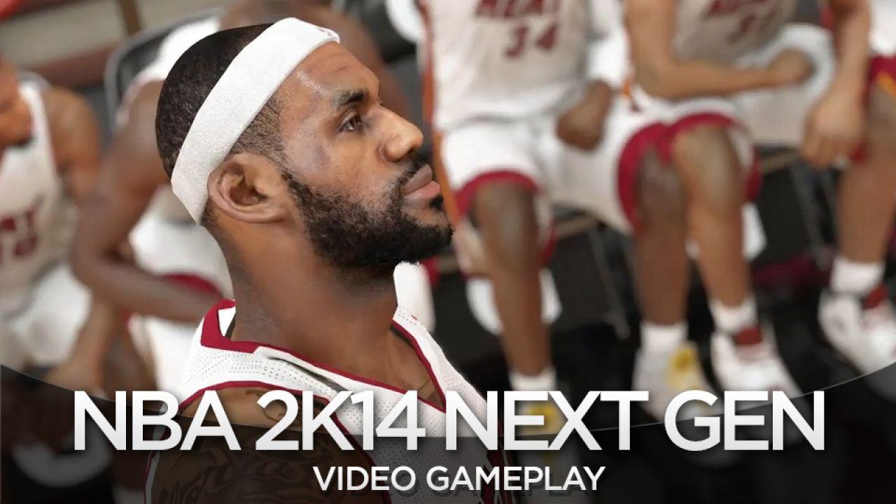 NBA 2K14 in offerta su Steam
