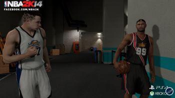 NBA 2K14: trailer per la modalità MyCareer su PlayStation 4