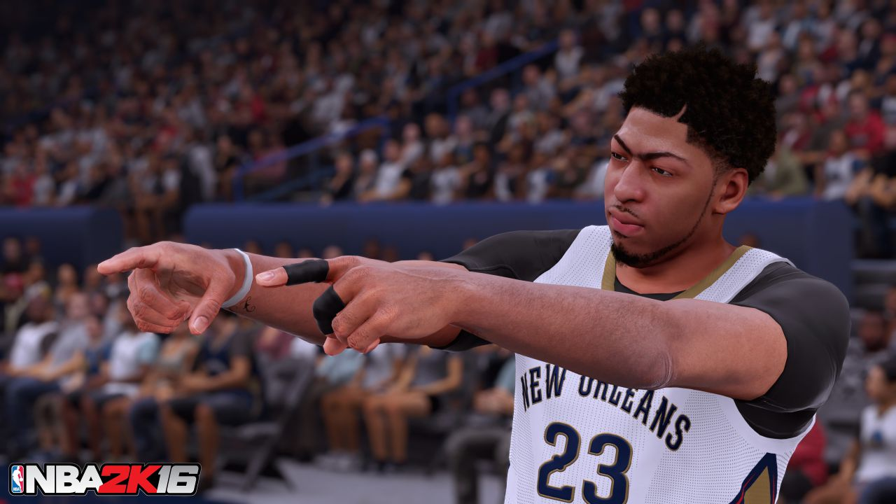 NBA 2K16: 4 milioni di copie distribuite al lancio