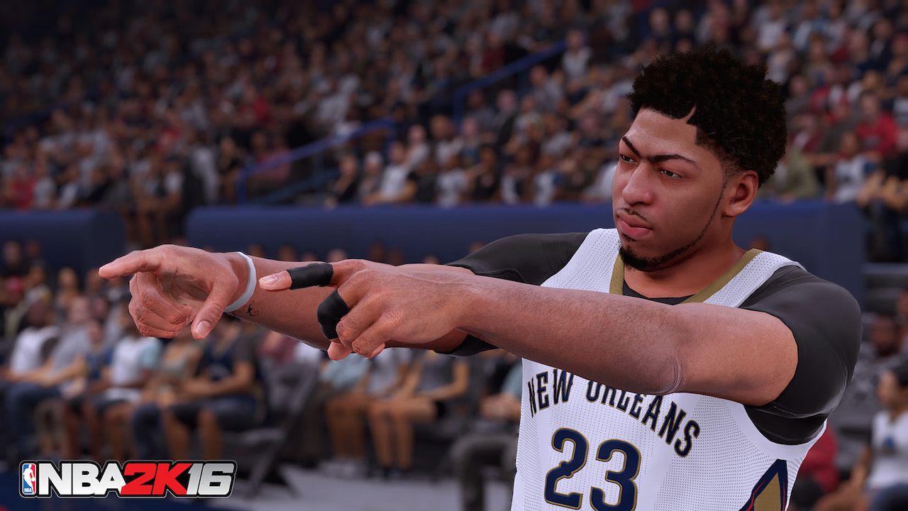 NBA 2K16 giocabile gratis nel weekend su Xbox One