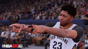 NBA 2K16 giocabile gratis nel weekend su Xbox One