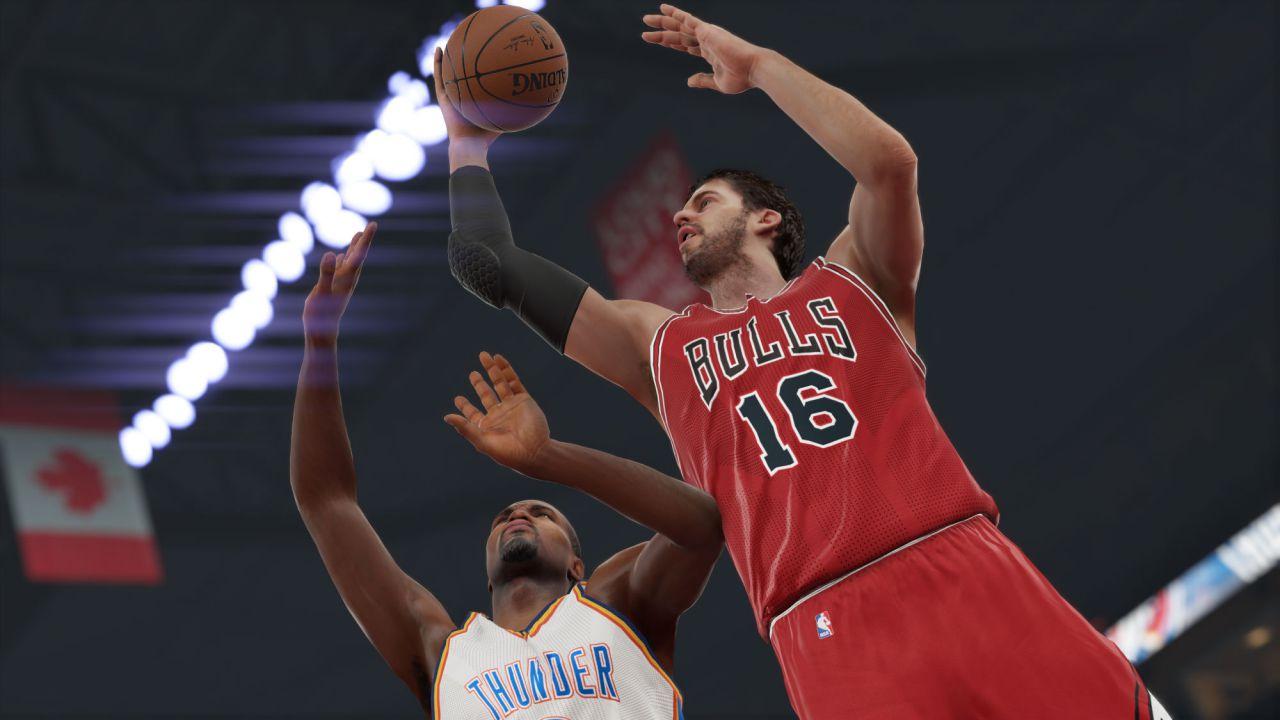 NBA 2K16: svelate le ultime due squadre classiche
