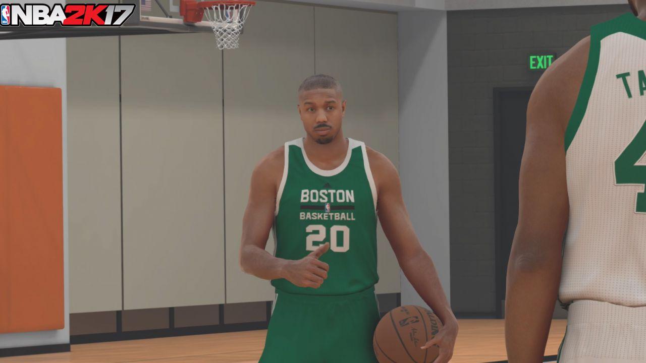 NBA 2K17: come importare il proprio volto nell'editor