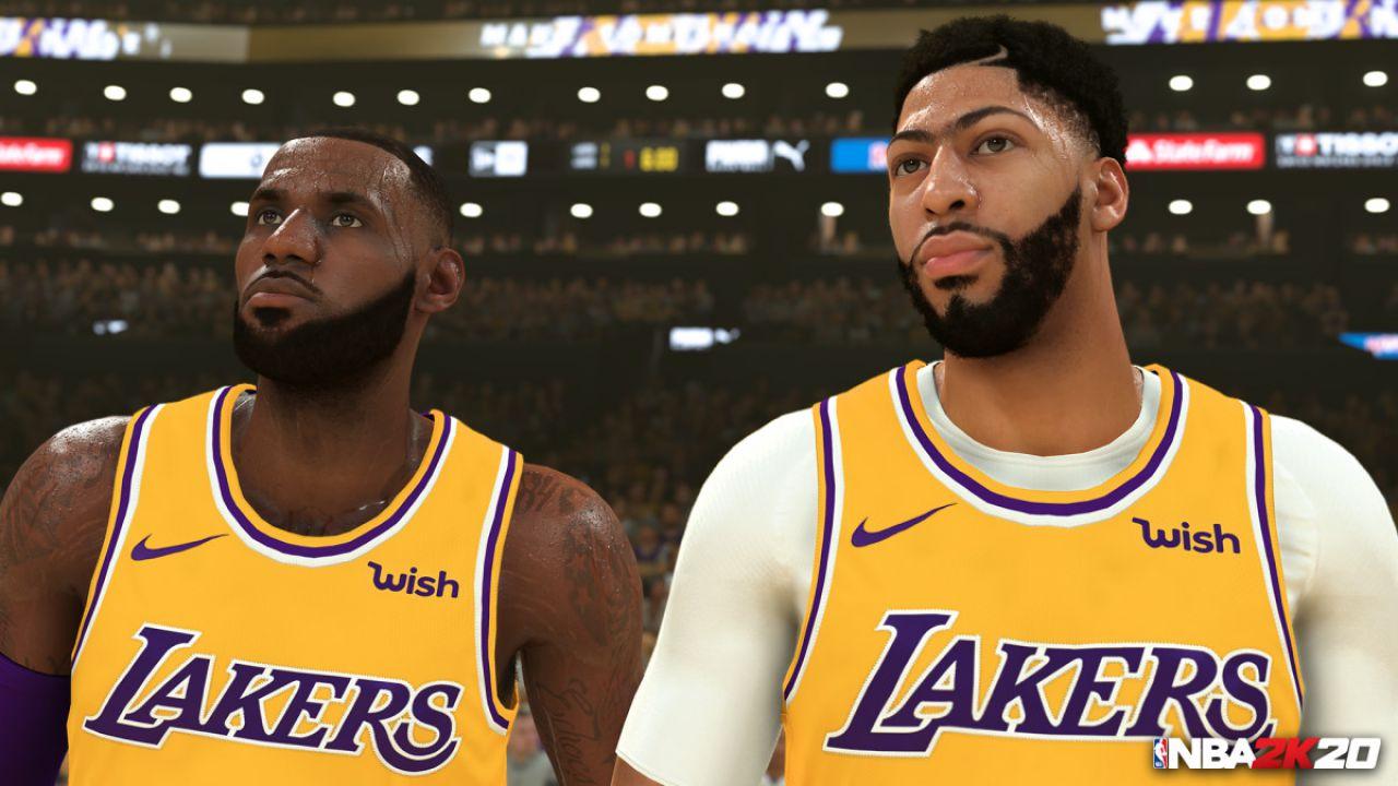 NBA 2K20 è il secondo peggior gioco di sempre su Steam in base alle recensioni