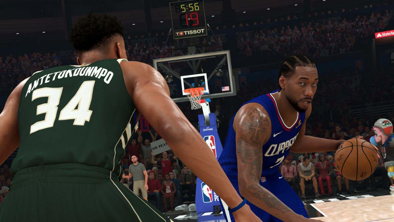 NBA 2K21 è gigantesco su Xbox Series X: ecco quanto pesa