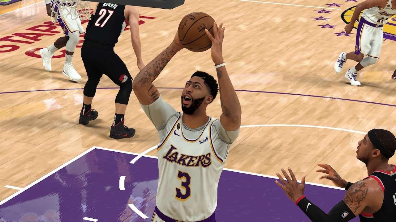 NBA 2K21: un nuovo update sistemerà le meccaniche di tiro