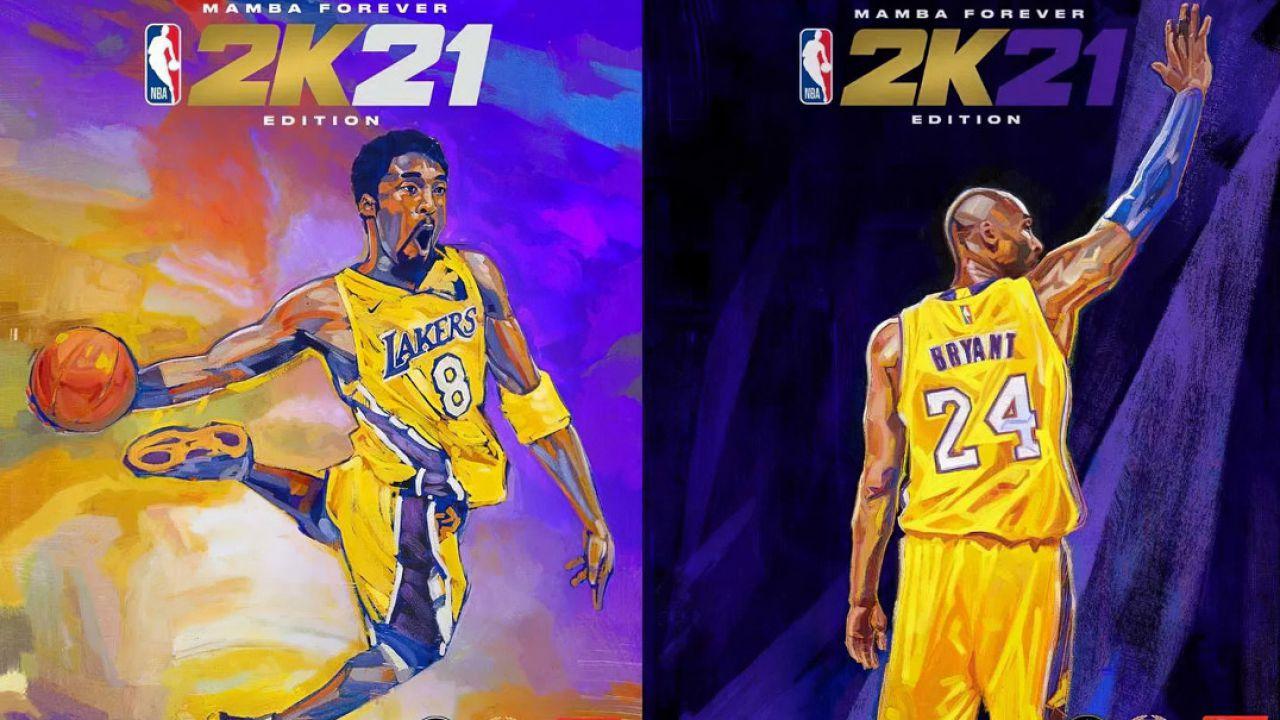 NBA 2K21: prenota la Mamba Edition su PS4 e Xbox One, in regalo le versioni PS5 e Series X