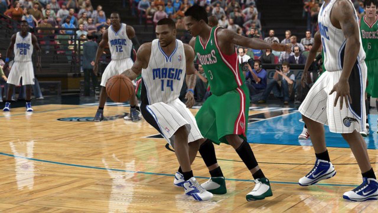 NBA Elite 11, disponibile in versione iPhone