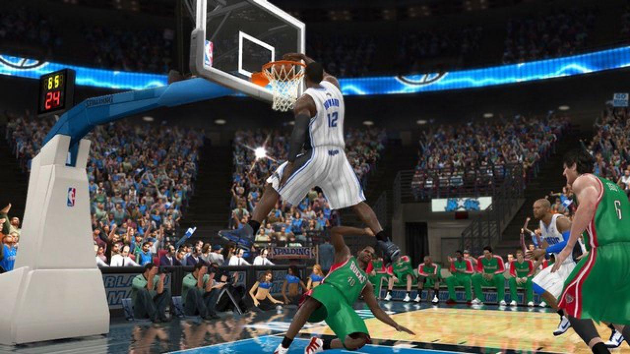 NBA Elite 11, immagini per la versione iPhone