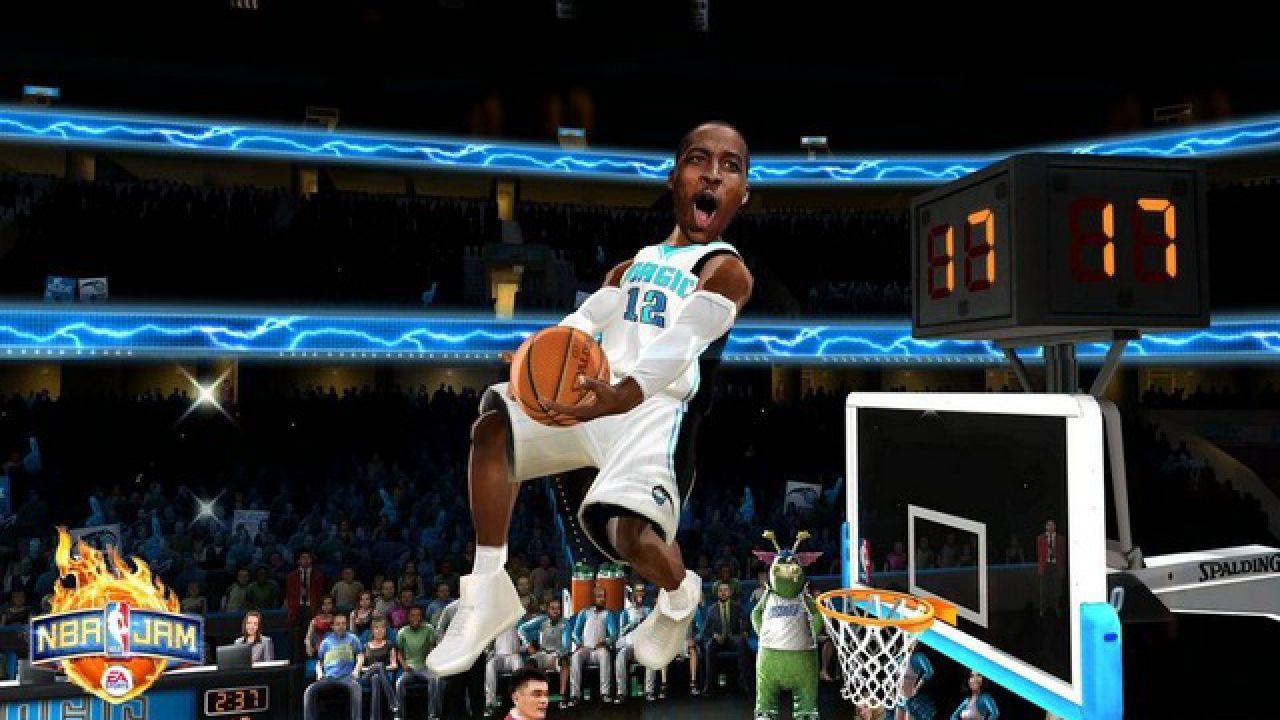 NBA Jam modalità e caratteristiche della versione HD