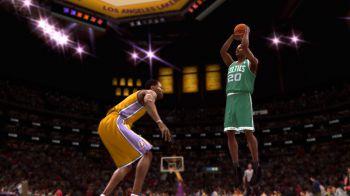 NBA Live 09: immagini e dettagli