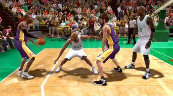 NBA Live 09 in nuove immagini