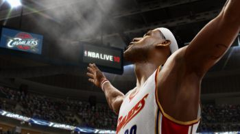 NBA LIVE 10 disponibile in versione lite gratuita