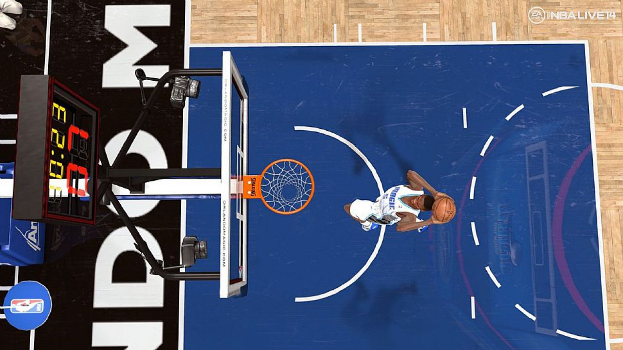 NBA Live 14: grossa patch in arrivo