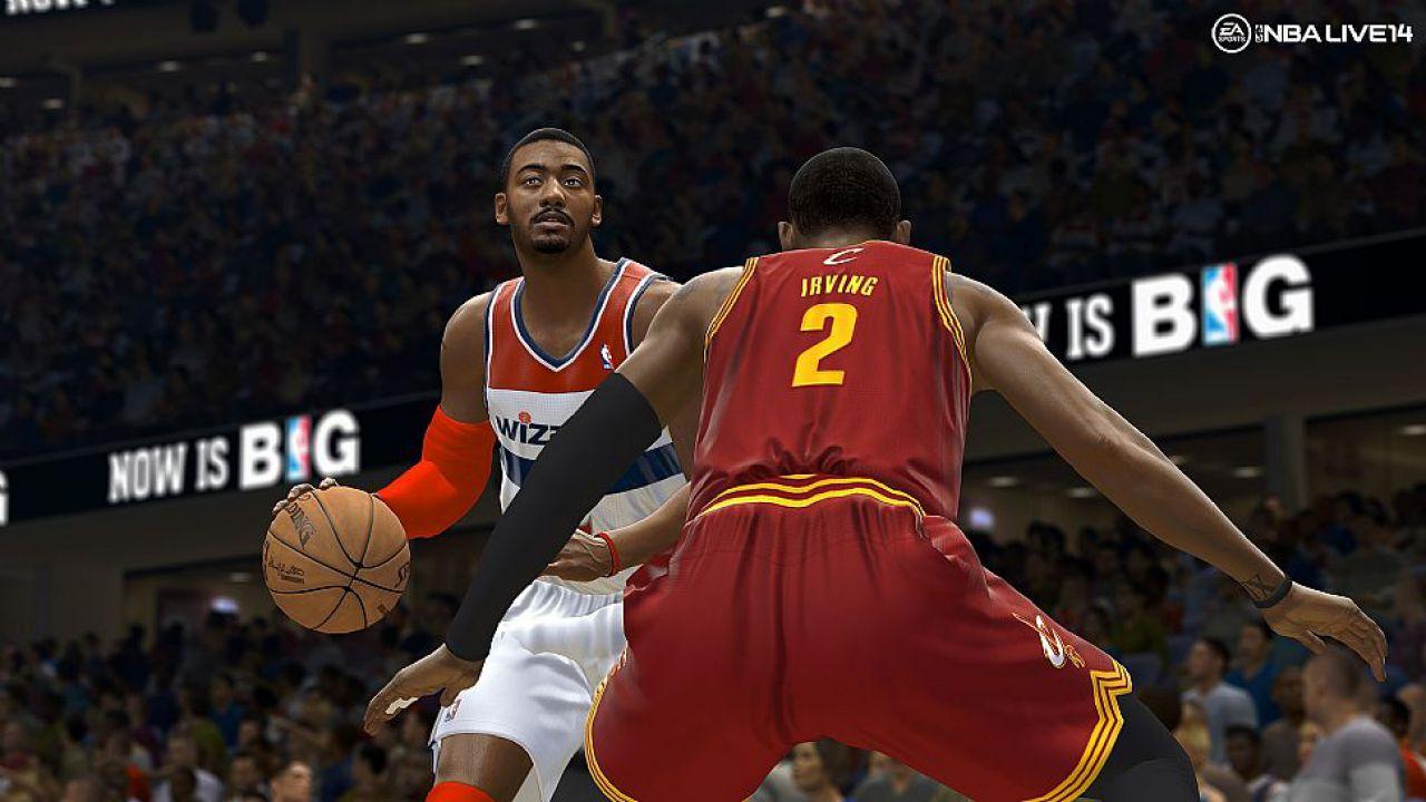 NBA Live 14: patch e miglioramenti in arrivo