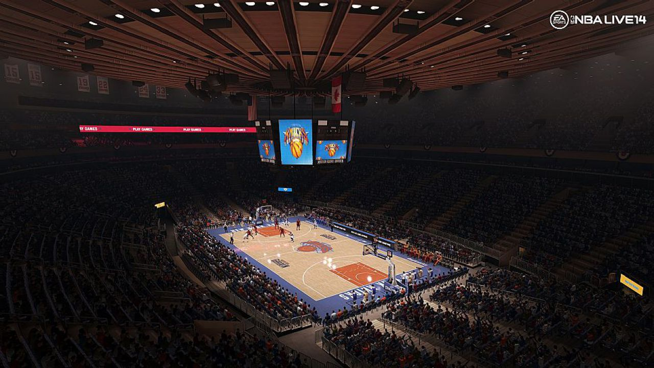 NBA Live 15 confermato su Xbox One e PlayStation 4