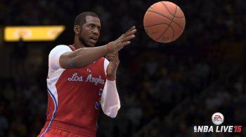 NBA Live 15 entra a far parte del catalogo EA Access